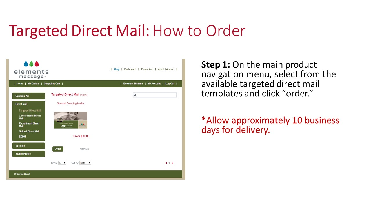 an introduction to the mail order direct mail Mailing services overnight prints mailing service is the one-stop solution to your direct mail campaigns your days can be busy and we understand that which is why we'll stamp and mail your custom postcards for you.